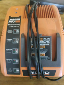 Rigid Battery Charger