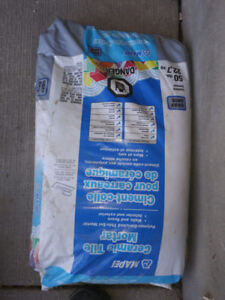 Ceramic Tile Mortar by Mapei