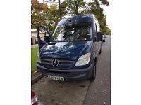 Mercedes Sprinter XLWB Van