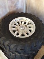 Teryx rims and tires