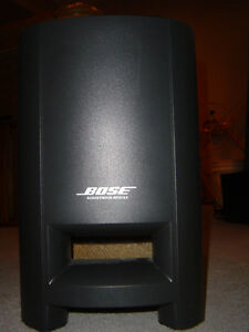 BOSE CINEMATE DIGITAL HOME THEATRE SPEAKER MODULE, $285.