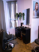 Full time hairstylist wanted in busy downtown Halifax location!