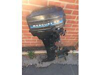 Mercury 9.8hp spares or repair