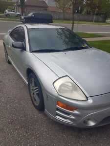 2003 Mitsubishi Eclipse GTS Coupe (2 door) -AS IS*
