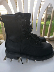 Terra Steel Toe Work Boots