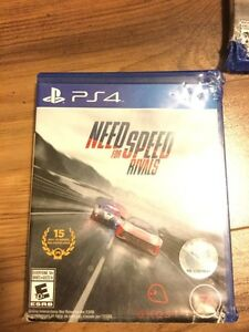 NEED FOR SPEED RIVALS [PS4]