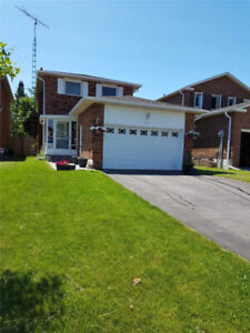 Detached 2 Storey Home For Rent - Markham