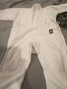 Kids judo uniform