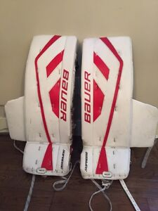 Youth Goalie equipment.