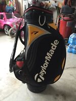TaylorMade R7 Tour Preferred  Cart Bag Like New!!