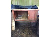 Home made nest box