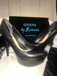 GUESS by Marciano Leather Shoes