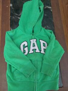 GAP Boy's Hoodie - Size 3T