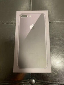 Apple iPhone 8 Plus 64GB Grey- Great Condition