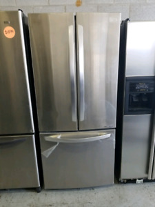 """LG 30"""" FRENCH DOOR REFRIGERATOR FOR SALE"""