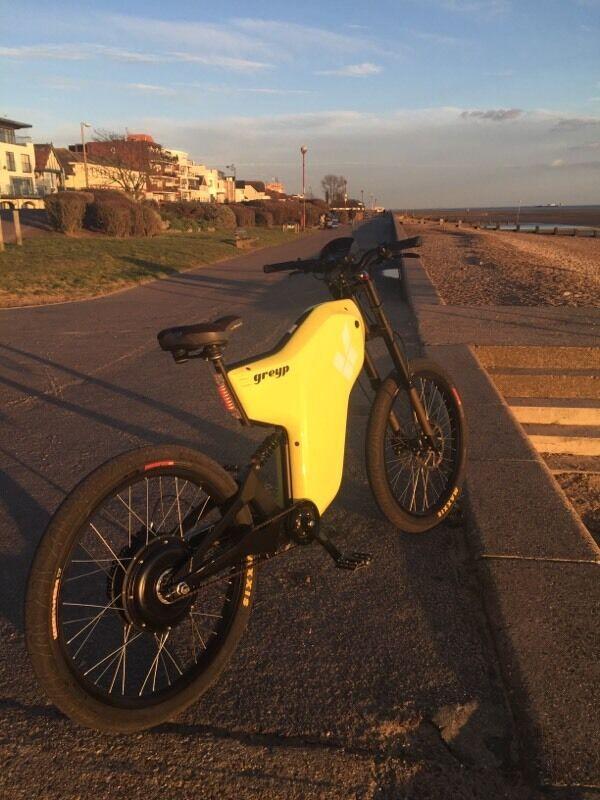 Greyp G12 Electric Bike Ebike Fast In Southend On Sea Essex