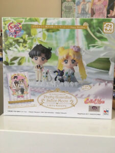 Sailor Moon Petit Chara's Happy Wedding set