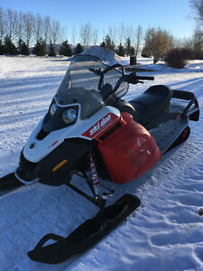 2008 Ski-Doo Freestyle Back Country 550F