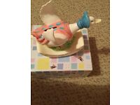 Jemima Puddleduck Nursery Collection money box gift collection.Ideal high quality baby gift rrp £30!