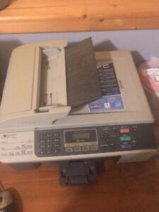 Printer/fax/copier/scanner