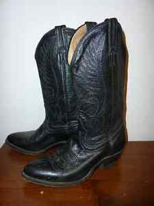 Boulet Cowboy Boots Strathcona County Edmonton Area image 1