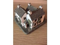 Lilliput Lane - Dove Cottage