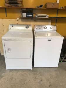 Laveuse - Secheuse, Washer - Dryer