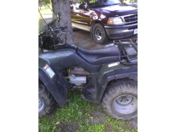 Used 1986 Honda 350 For Trax