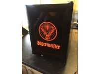 Rare Jägermeister mini fridge / freezer