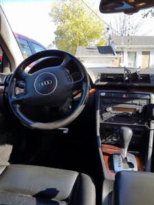 selling audi car parts