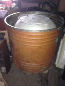 SAVAGE Washer & Dryer copper 1929 made in New York $500