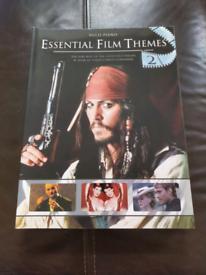 Essential Film Themes 2 Solo Piano Sheet Music