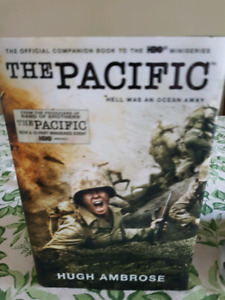NICE!! THE PACIFIC HARD COVER BOOK,  ''DEAR LEADER'' HARD COVER