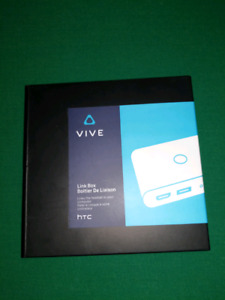 Brand new link box for VR system.