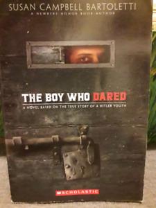 The Boy Who Dared Book
