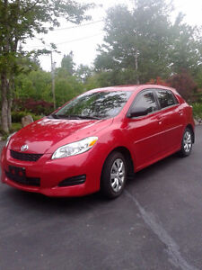 2013 Toyota Matrix Hatchback Lady Driven,
