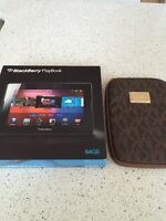 Black berry playbook 64 gb NEW with MK case