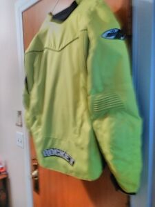 JOE ROCKET JACKET WITH ARMOUR SIZE L WORN ONLY 2 TIMES Windsor Region Ontario image 10