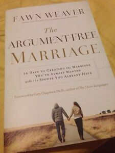 The Argument Free Marriage by Fawn Weaver NEW