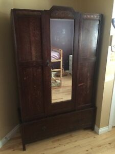 Antique Armoire For Sale
