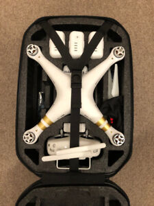 DJI Phantom 3 Professional with Extra Batteries