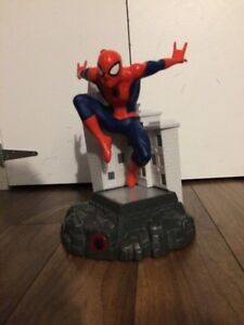 Spider-Man talking bank