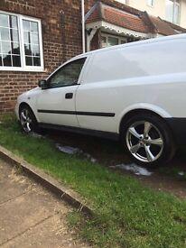 Vauxhall astravan envoy 1.7dti