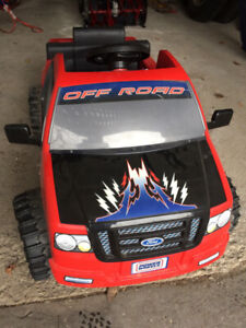 Ford power wheel truck l pickup - Age 24 months to 6 years