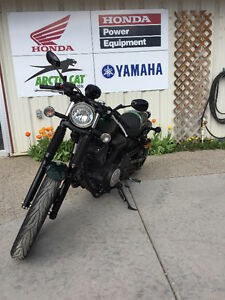 REDUCED PRICE! New 2015 Yamaha Bolt C-Spec - All in price+taxes