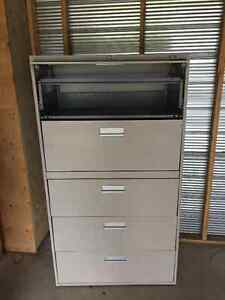 2 Pro Source 5 drawer filing cabinets London Ontario image 2