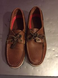Gill baltimore boat shoes x2 pairs