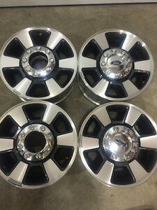 Ford 250 2014 Rims