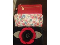 Clutch bags and purses