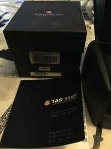 Authentic Tag Heuer Chronograph 1/10th